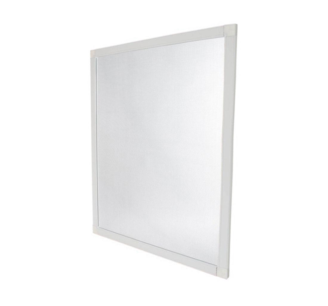 AVOSDIM Moustiquaire cadre amovible blanc - 1060 x 1060mm Alu - Arrivage