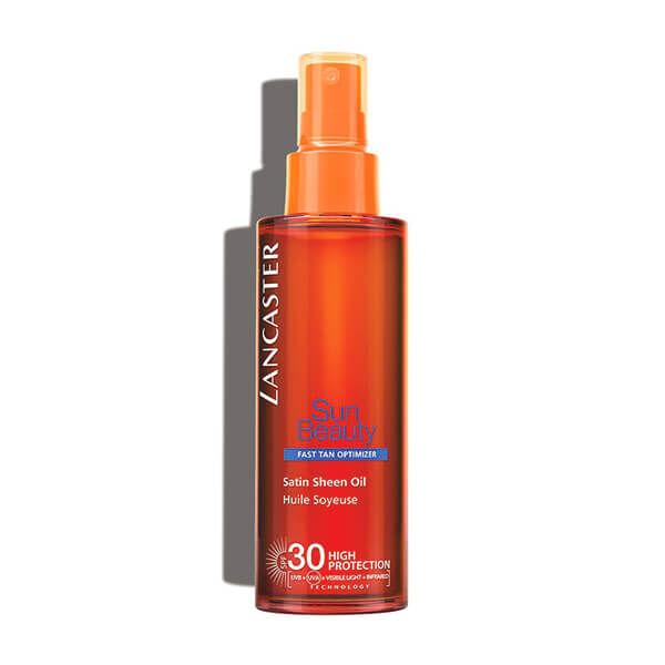 Lancaster Sun beauty huile soyeuse spf 30 150ml