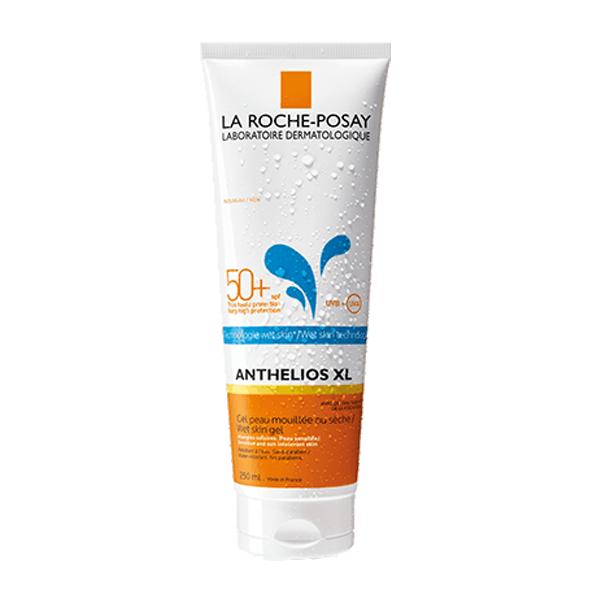 La roche posay Anthelios XL gel peau mouillé ou sèche spf 50+