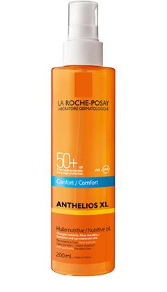 La roche posay Anthelios xl huile nutritive invisible spf50+ 200ml