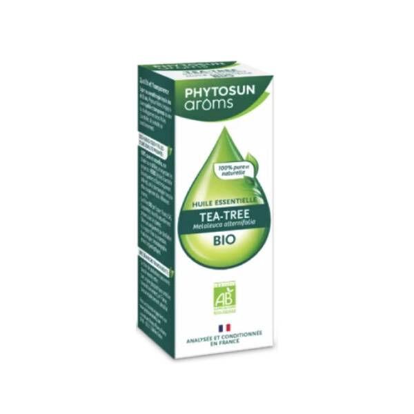 Phytosun aroms Huile essentielle tea tree bio 10ml