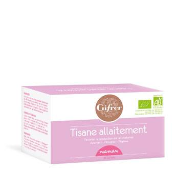 Gifrer Tisane allaitement 20 sachets