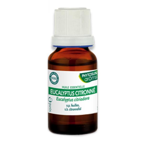 Phytosun aroms Huile essentielle eucalyptus citronné 10ml