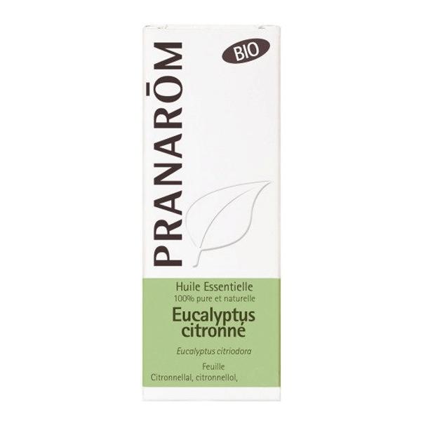 Pranarom Huile essentielle bio eucalyptus citronné 10ml