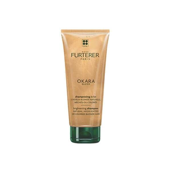 Furterer Okara blond shampooing éclat 50ml
