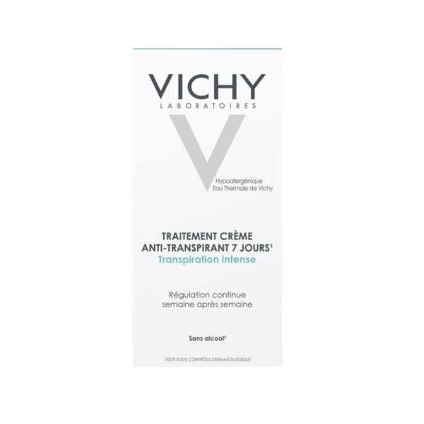 Vichy Traitement crème anti-transpirant 30ml