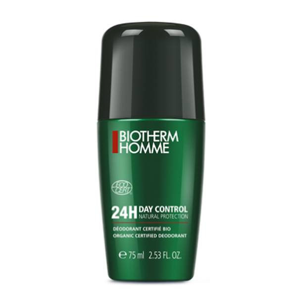 Biotherm Homme 24h day control déodorant bio roll-on 75ml