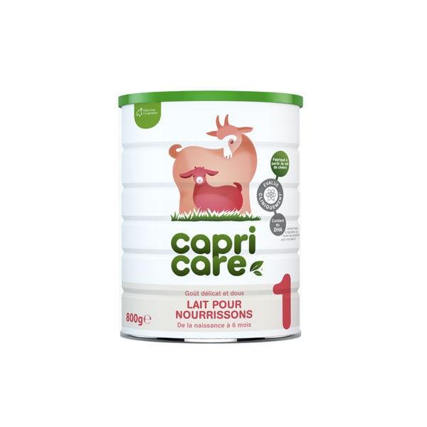 Pediact Capricare lait de chèvre 1er âge 800g