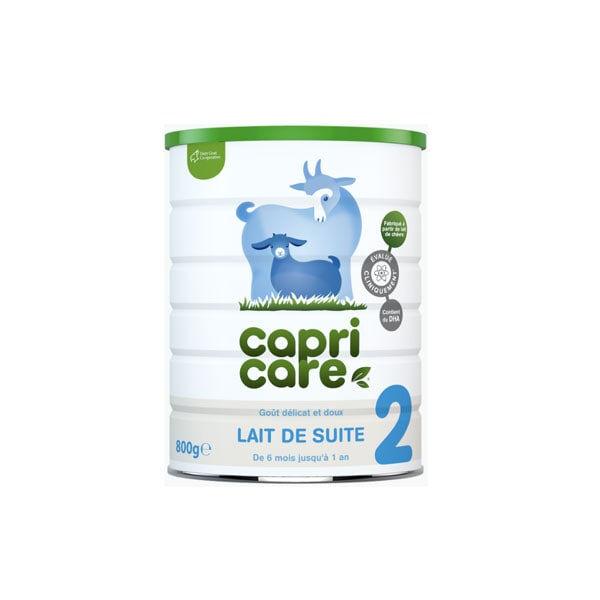 Pediact Capricare lait de chèvre 2ème âge 800g