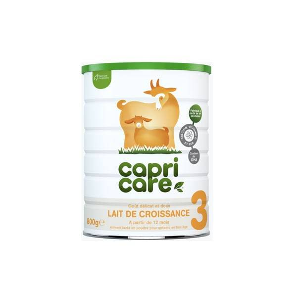 Pediact Capricaire lait de chèvre 3ème âge 800g