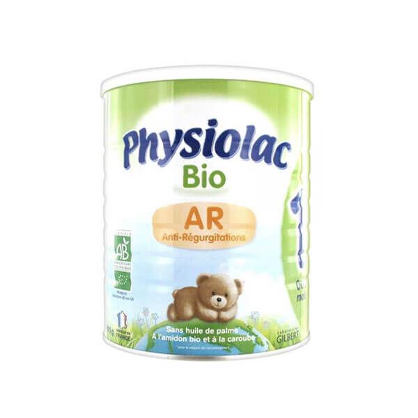 Physiolac Lait bio AR 1er âge 800 g