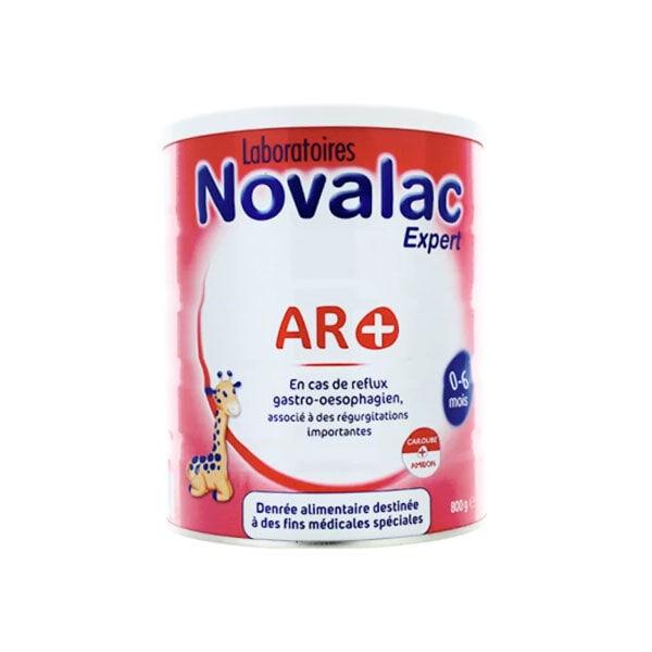 Novalac Lait 1er âge AR + 800g