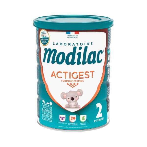 Modilac Expert actigest lait 6 à 12 mois 800g
