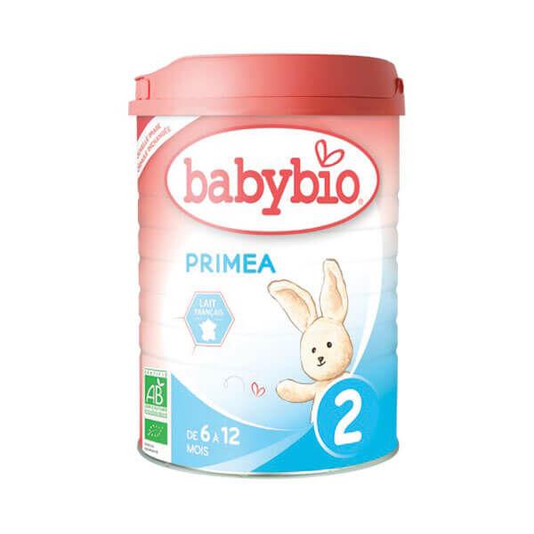 Babybio Primea 2ème âge 900g