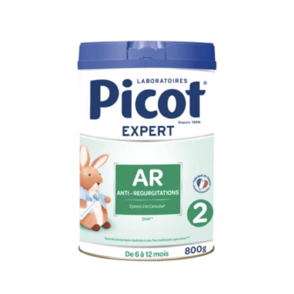 Picot Expert AR lait 2ème âge 800g