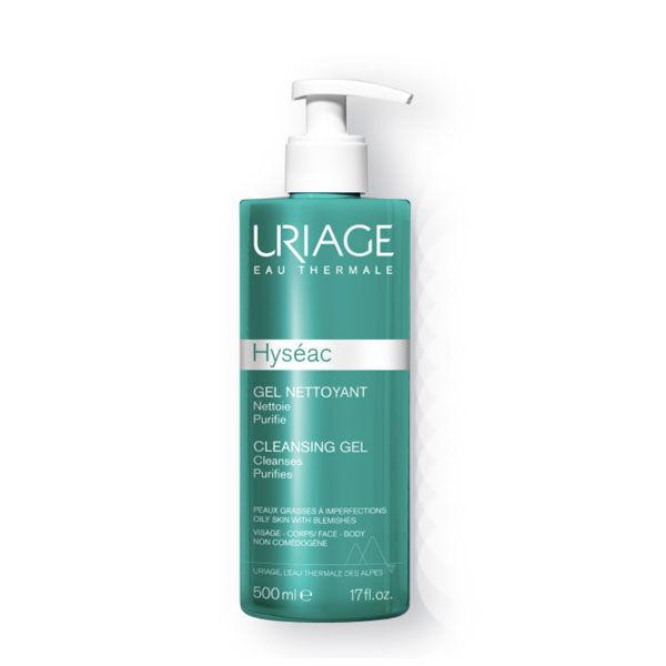 Uriage Uriage hyséac gel nettoyant 500ml