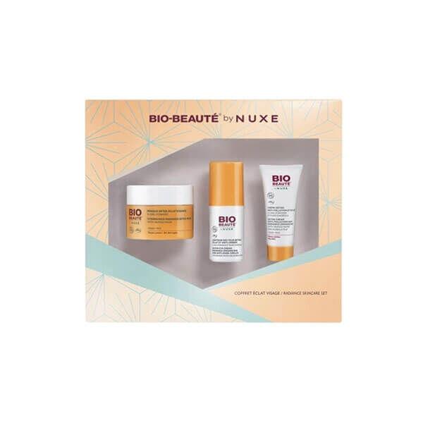 Bio beaute by nuxe Coffret éclat visage 3 produits