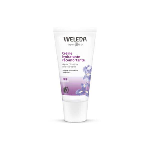 Weleda Crème de jour hydratante à l'iris bio 30ml