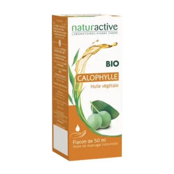 Naturactive Huile végétale calophylle bio 50ml