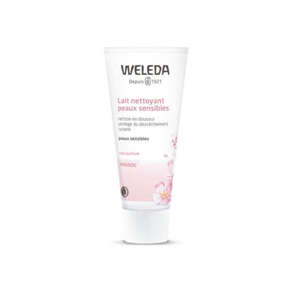 Weleda Amande lait nettoyant confort 75ml