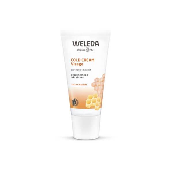 Weleda Cold cream crème visage 30ml