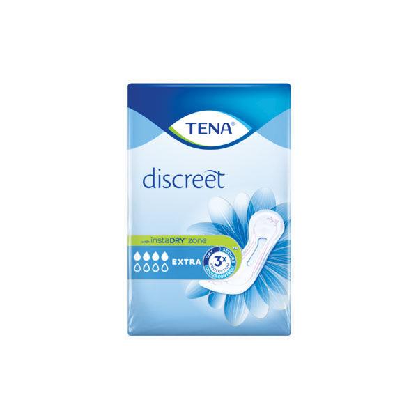 Tena Discreet 20 serviettes