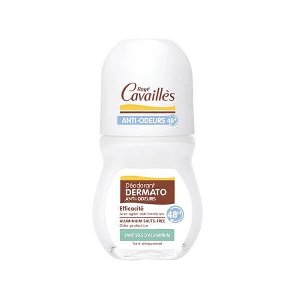 RogÉ cavailles Déodorant dermato anti-odeurs roll-on 50ml