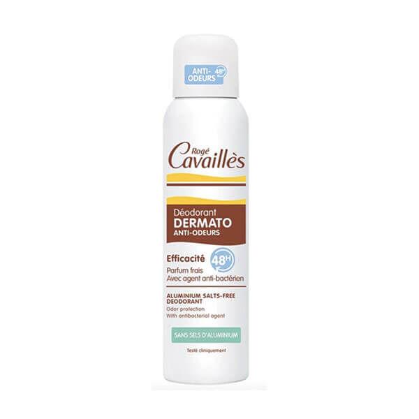 RogÉ cavailles Déodorant dermato anti-odeurs spray 150ml