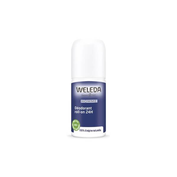 Weleda Homme déodorant roll-on 24h 50ml