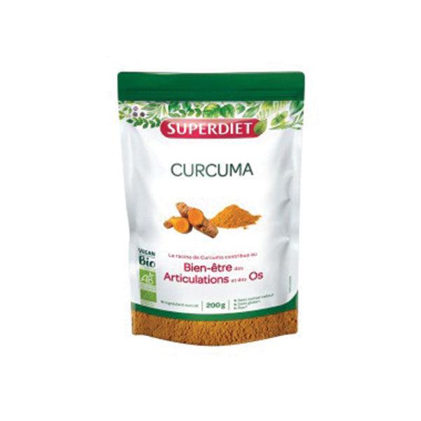 Super diet Curcuma bio poudre 200g