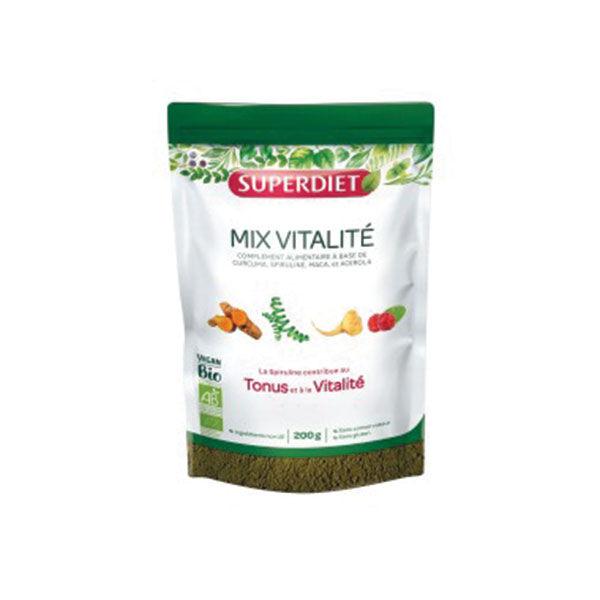 Super diet Mix vitalité bio poudre 200g
