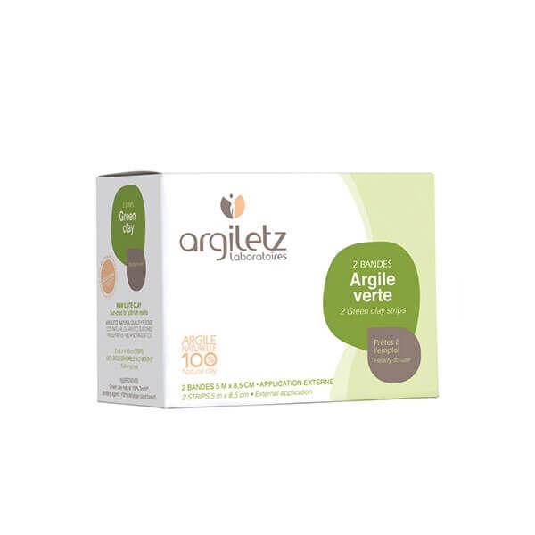 Argiletz Argiletz bande argile verte 2 unités
