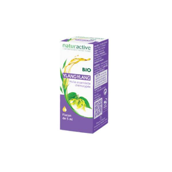 Naturactive Huile essentielle bio ylang-ylang 5ml