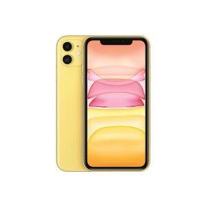 Apple iPhone APPLE iPhone 11 128GB Jaune - Publicité