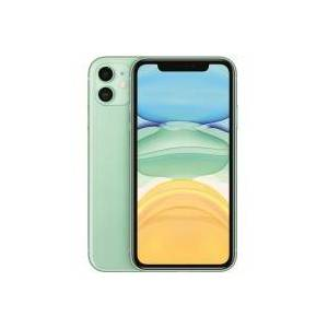 Apple iPhone APPLE iPhone 11 128GB Vert - Publicité