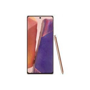 Samsung Smartphone SAMSUNG NOTE 20 5G 256Go Bronze - Publicité