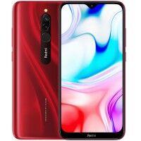 xiaomi smartphone xiaomi redmi 8 eu 3+32 ruby red