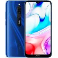 xiaomi smartphone xiaomi redmi 8 eu 3+32 sapphire blue