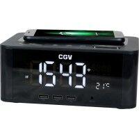 CGV Radio réveil CGV CR-Q10