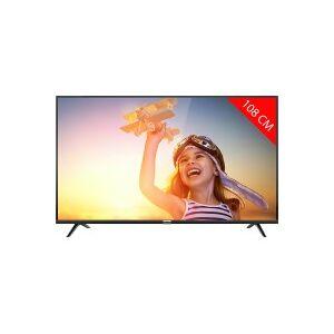 TCL TV LED 4K 108 cm TCL 43 DP 600 - Publicité