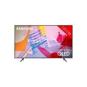 Samsung TV QLED 4K 125 cm SAMSUNG 50Q60T 2020 - Publicité