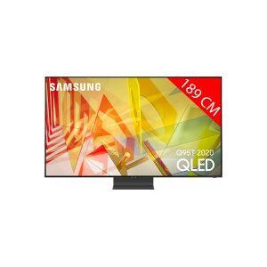 Samsung TV QLED 4K 189 cm SAMSUNG 75Q95T 2020 - Publicité