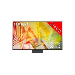 Samsung TV QLED 4K 214 cm SAMSUNG 85Q95T 2020 - Publicité