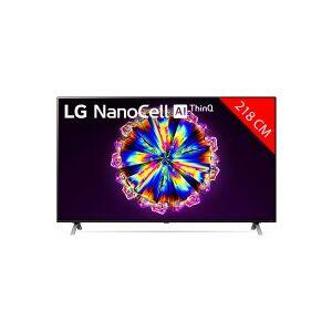 LG TV LED 4K 217 cm LG 86NANO906NA - Publicité