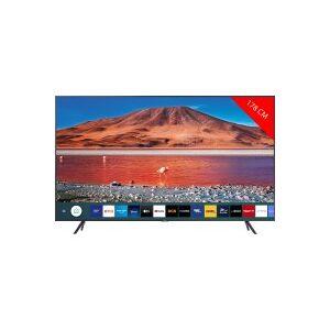 Samsung TV LED 4K 176 cm SAMSUNG UE70TU7125 - Publicité
