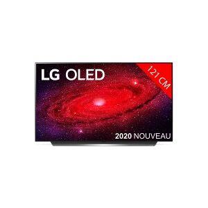 LG TV OLED 4K 121 cm LG OLED48CX6LB - Publicité