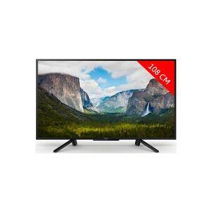 Sony TV LED Full HD 108 cm SONY KDL43WF660 - Publicité