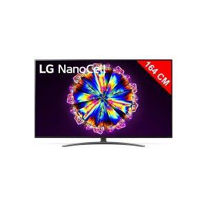 LG TV LED 4K 164 cm LG 65NANO916NA - Publicité
