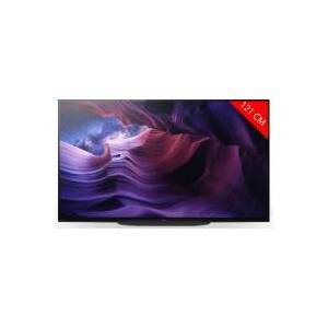 Sony TV OLED 4K 121 cm SONY KD48A9BAEP - Publicité
