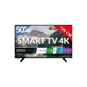 Hitachi TV LED 4K 126 cm HITACHI 50HK5600 - Publicité